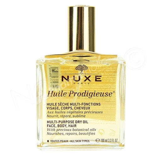 Nuxe Huile Prodigieuse Multi-Purpose Dry Oil -100ml-
