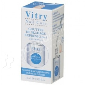 Vitry Nail Care Lacquer Drying Drops 2in1