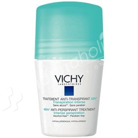 Vichy 48H Intensive Anti-perspirant Deodorant Roll-on -50ml-