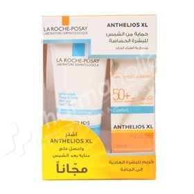 Anthelios XL Confort Cream Spf 50+