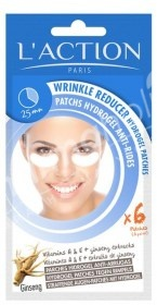 L'action Paris Wrinkle Reducer Hydrogel Patches