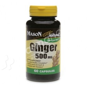 Mason Natural Vitamins Ginger