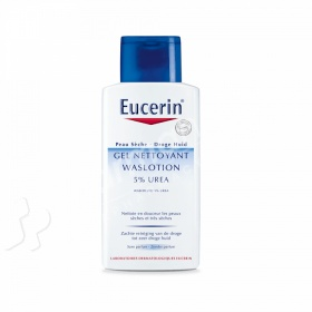 Eucerin UreaRepair Plus 5% Urea Cleansing Gel
