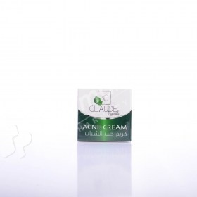 Claude Naturally Acne Cream