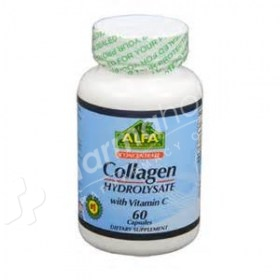 Alfa Collagen Hydrolysate with Vitamin C