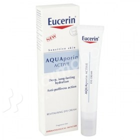 Eucerin Aquaporin Active Eye Cream Tube