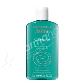 Avène Cleanance Soapless Gel Cleanser