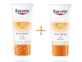 Eucerin Face Sun Cream SPF50