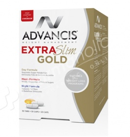 Advancis Extra Slim Gold