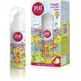 Magic Oral Care Foam with Calcium and Milk Enzymes for Children
