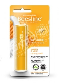 Beesline  Lip Care Honey and Milk