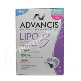 Advancis Lipo 3 fat burner