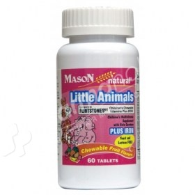 little-animals-plus-iron-chewable-vitamins-plus-iron-tablets