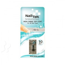 nail tek high shine top coat