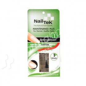 nail tek maintenance plus strengthener 1