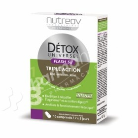 Nutreov Universal Detox Flash 5J Triple Action