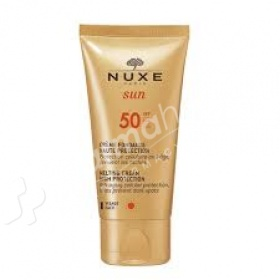 Nuxe Sun Spf50 Fondant Cream For Face 50ml