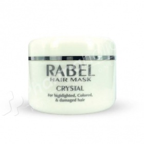Rabel Hair Mask Crystal