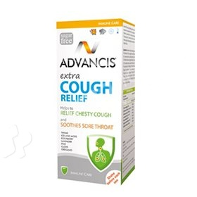 Advancis Extra Cough Relief Syrup