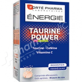 Forte Pharma Energie Taurine Power