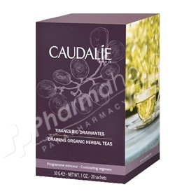 Caudalie Draining Organic Herbal Teas
