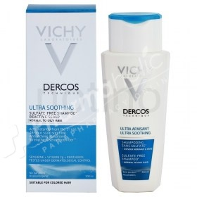 Vichy Dercos Ultra Soothing Normal to Oily -200ml-