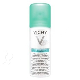 Vichy 48 Hour 'No-Trace' Anti-Perspirant Deodorant Spray -125ml-