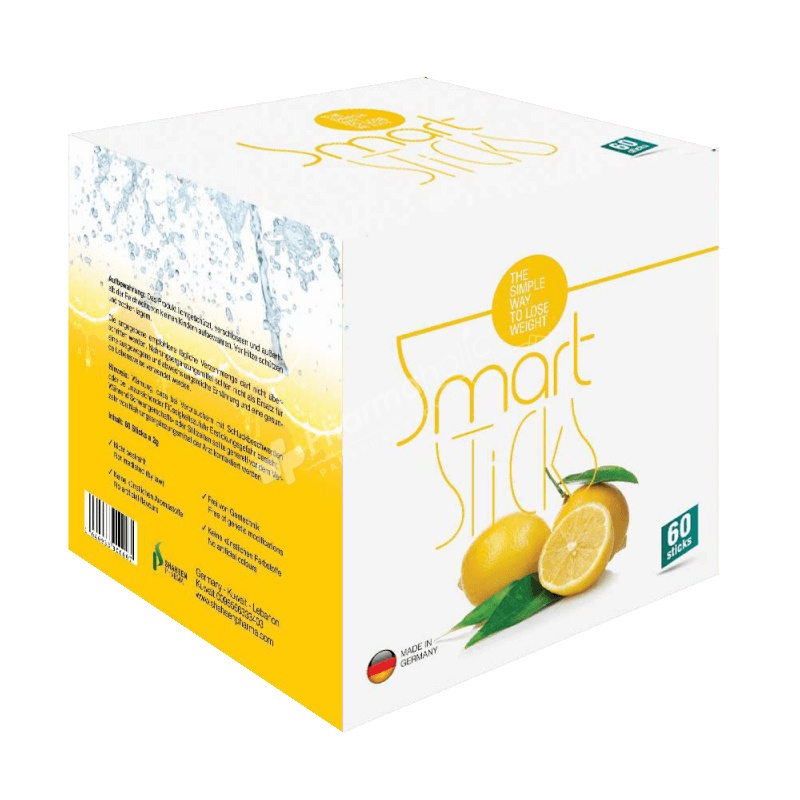 Smart Sticks Lemon Flavor